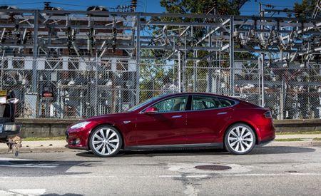 Elon Musk Explains Tesla Model S Fire