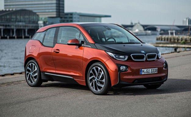 Wacky World: BMW Outlines i3's Bizarrely Named Trim Levels