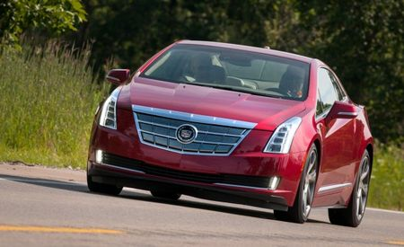 Cadillac ELR Priced at $75,995; Goes on Sale in January 2014