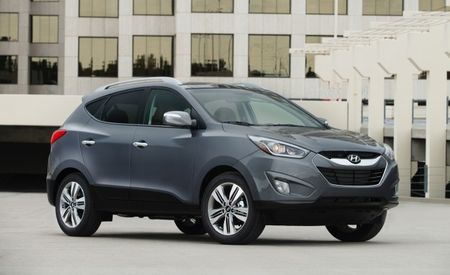 2014 Hyundai Tucson: New Engines, More Features, Better Value