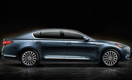 Kia Announces Flagship Sedan to Debut in L.A., Name Changes to K900 [2013 L.A. Auto Show]