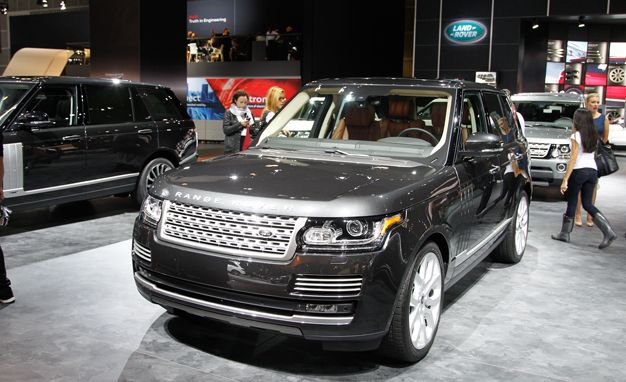 Land Rover Debuts New Range Rovers with More Legroom, More Everything