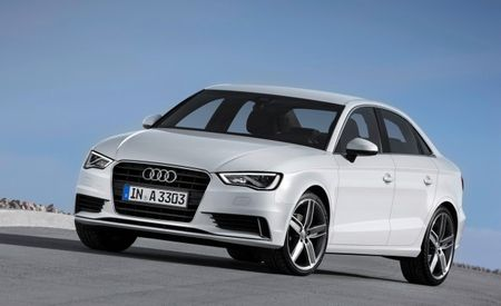 Audi Announces A3 Sedan Pricing, Gets Ridiculously Close to CLA's Sticker