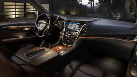 Inside the 2015 Cadillac Escalade: Less Truck, More Caddy