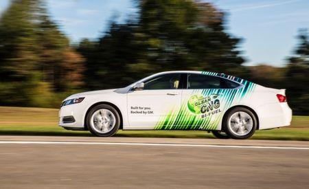 Antelope in the Gas: 2015 Chevrolet Impala to Gain Bi-Fuel Gasoline/CNG-Capable V-6 Model