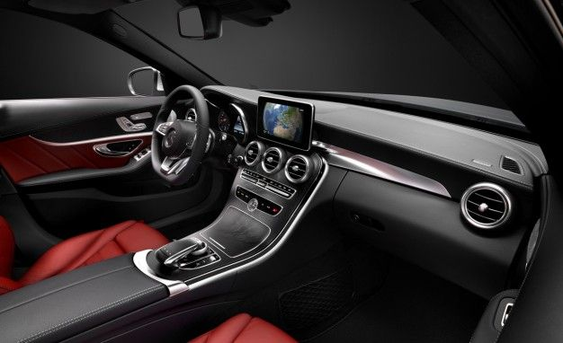 You Stay Classy, C: Sampling the 2015 Mercedes-Benz C-class's Hugely Upgraded Interior, Tech