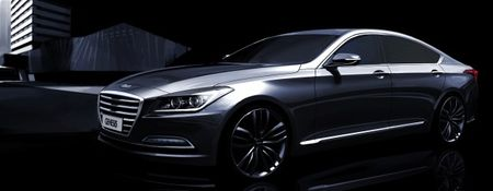 Hyundai's New Genesis Is a Fresh, Handsome Addition to Mid-Size Luxury Sedandom