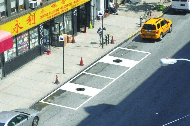 Manhole Covers May Charge New Yorkers' Next Electric Vehicles