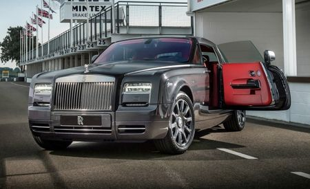 Rolls-Royce Bespoke Chicane Phantom Coupe: No Two Alike