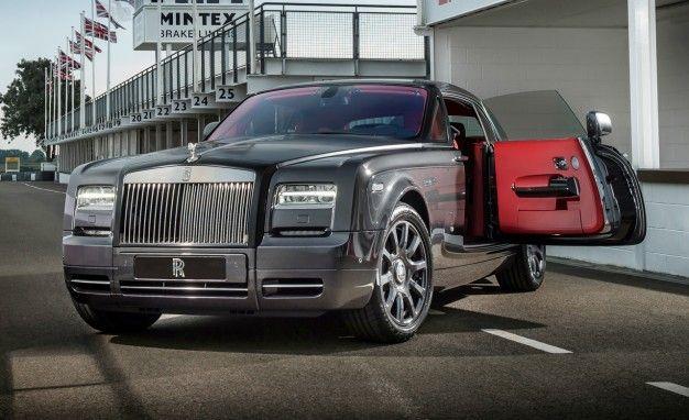 Rolls-Royce Bespoke Chicane Phantom Coupe: No Two Alike