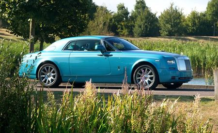 A Gha-Whaa? Rolls-Royce Reveals Bespoke Ghawwass Phantom Coupe