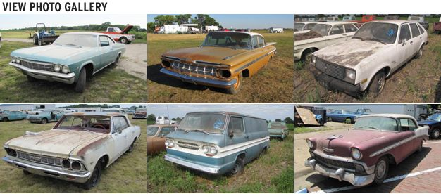 The Lambrecht Auction: 50 Years of nd-New Chevys – News – Car and