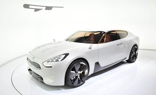 Kia Exec Suggests Production of Spectacularly Attractive GT Concept Will Occur