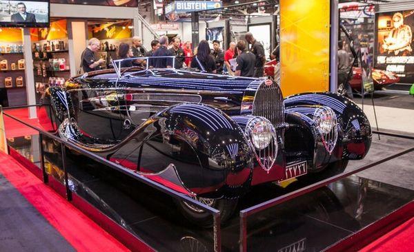 2013 SEMA Show | New Debuts and Future Cars | Car and Driver