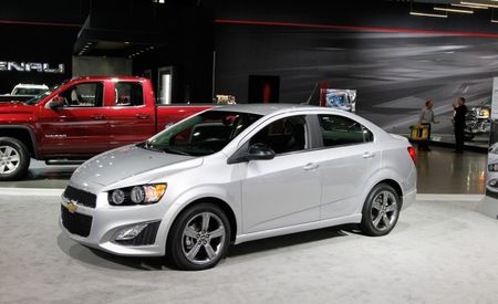 Sonic Boom: Chevrolet Debuts and Prices RS and Dusk Sedans [2013 L.A. Auto Show]