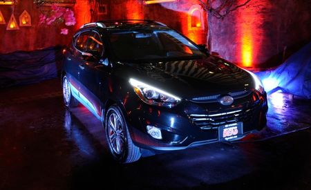 Beating the Undead Horse: Hyundai Introduces Zombie-Apocalypse-Themed The Walking Dead Edition Tucson