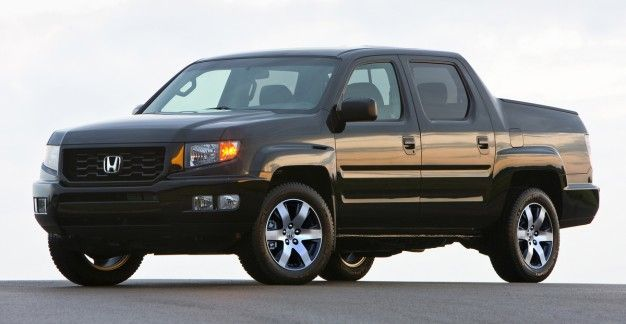 Honda Ridgeline Reviews Price Photos And Specs Car Driver