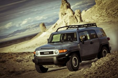 Toyota Gives Living Funeral to FJ Cruiser by Means of Trail Teams Ultimate Edition [2013 SEMA Show]