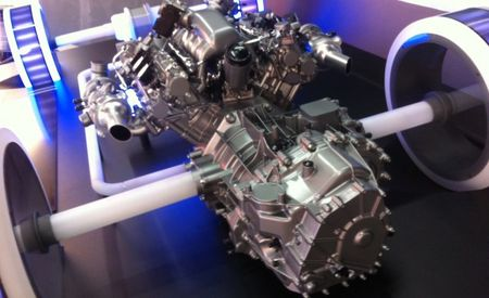 2015 Acura NSX Powertrain Detailed: Two Turbos are Better Than One [2013 Tokyo Auto Show]