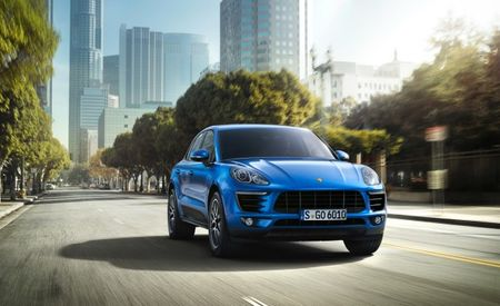 2015 Porsche Macan Pricing, Configurator Hit the Web