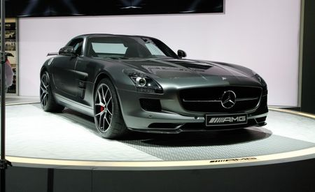 The Last of the Gullwings: 2015 Mercedes-Benz SLS AMG GT Final Edition to Bow in L.A. [2013 L.A. Auto Show]
