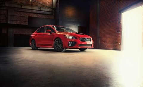Crave More 2015 Subaru WRX Details? We Have Them, Straight from a Deep-Dive Backgrounder [2013 L.A. Auto Show]