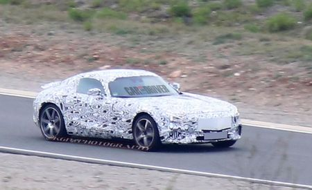 """Mercedes Exec: New GT AMG Will Be """"Pure Sport""""—But to What End?"""