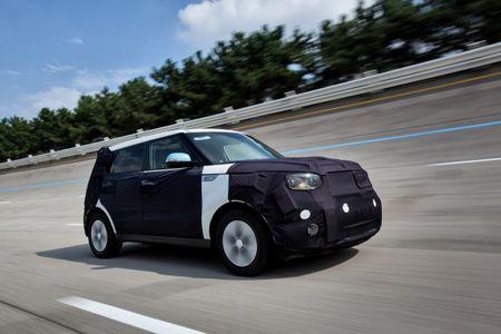 Kia Developing Soul EV for U.S. Market