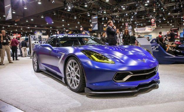 Vetting Vette Tuners: Our Favorite Modified C7 Chevrolet Corvettes at SEMA [2013 SEMA Show]