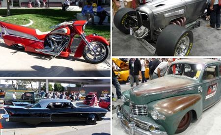 Old Iron, New Again: Our Favorite Vintage Sleds at SEMA [2013 SEMA Show]