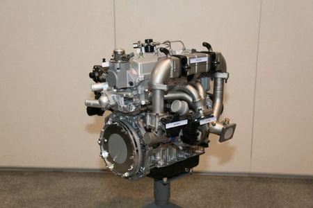 Hyundai Developing Gasoline-Burning Compression-Ignition Engine