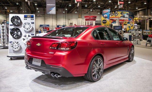 Jeff Gordon Chevrolet >> Chevrolet Brings Jeff Gordon Inspired Ss To Vegas News Car And
