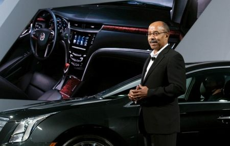 General Motors Design Chief Ed Welburn Retiring after 44 Years
