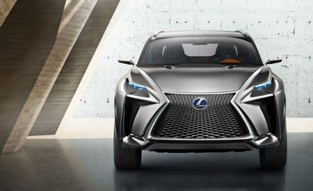 Lexus Reveals a Few More Details on Its First-Ever Turbo Four [2013 Tokyo Auto Show]