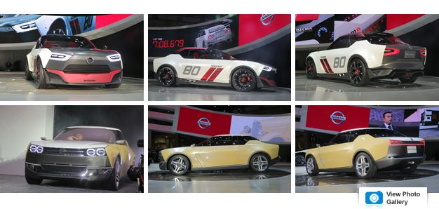 Nissan Idx Concepts With Any Luck Youll Soon Know These As 510s