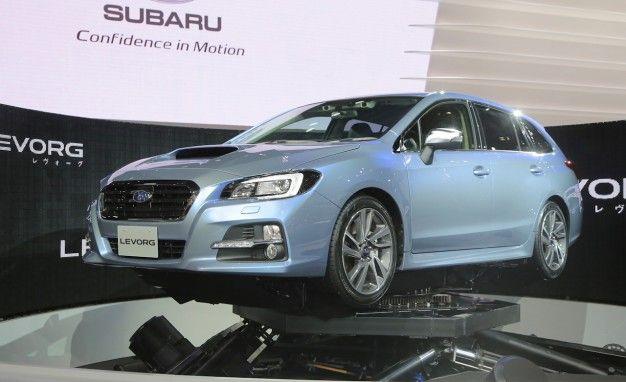 Subaru's Levorg Prototype is the 2015 WRX Wagon of Your Dreams [2013 Tokyo Auto Show]