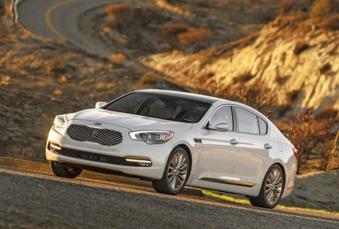 The Continental: The Best and Worst of the 2013 Los Angeles Auto Show