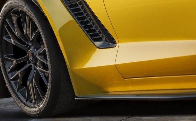 Chevrolet to Unveil 2015 Corvette Z06 at Detroit [2014 Detroit Auto Show]