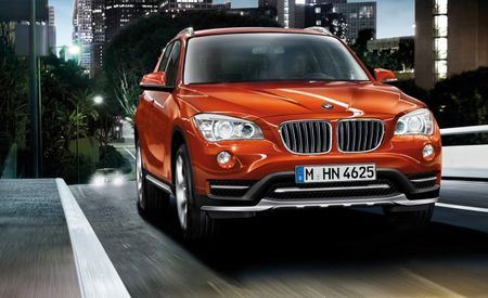 Minor Enhancements Make the 2014 BMW X1 Bolder and Browner