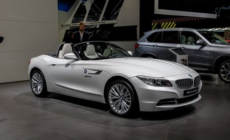 "BMW Introduces ""Pure Fusion Design"" Z4 Roadster—Just In Time for Winter [2014 Detroit Auto Show]"