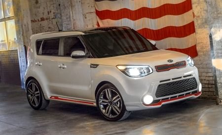 Kia Adds Special-Edition Red Zone Soul Based on Track'ster Concept
