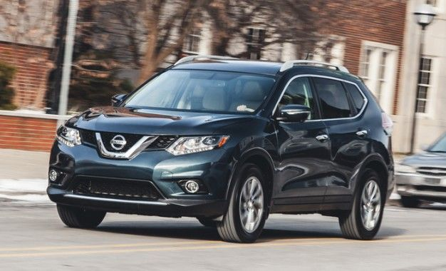 Nissan Rogue Hybrid Might Migrate to the U.S.
