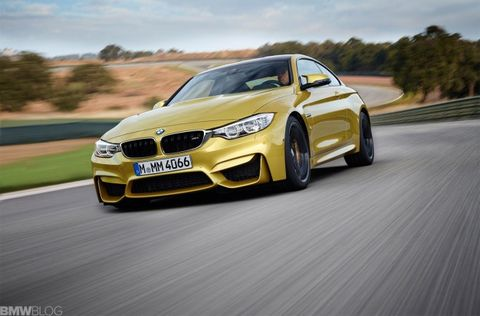Leak: First Official Photos of 2015 BMW M3 Sedan and M4 Coupe!