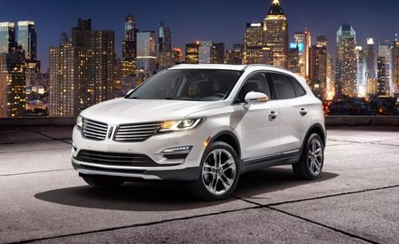 2015 Lincoln MKC Priced At $33,995 for FWD
