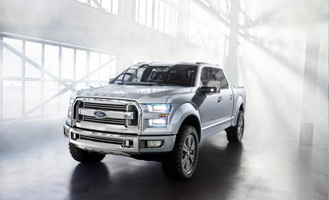 Ford May Delay 2015 F-150 Because of Aluminum Issues