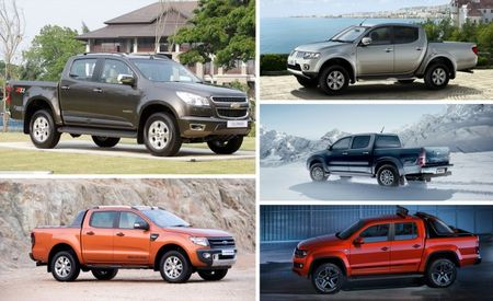 Chevy Colorado Stokes the Flames: Four Small(ish) Global Pickups We Also Want