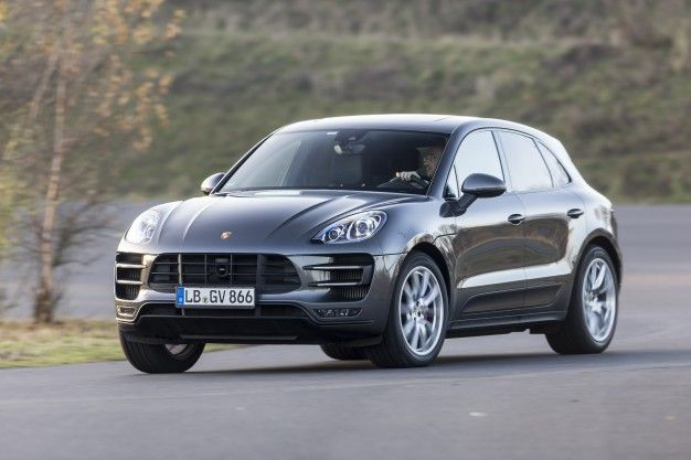 Seven Things You Need To Know About the 2015 Porsche Macan