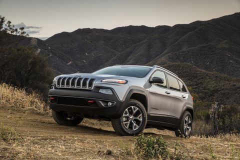 Jeep Evaluating Hybridizing Portions of Its Lineup, Exec Says
