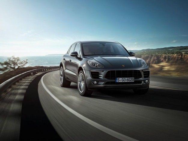 Porsche Bringing V-6 Macan Diesel to America, No Four-Cylinder Models