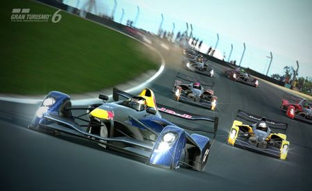 "Makers of Gran Turismo 6 Say ""Happy Holidays"" with Free Update Chock-Full of Red Bull Awesomeness"